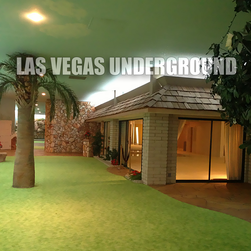Video Las Vegas Home Features Epic Blast From The Past