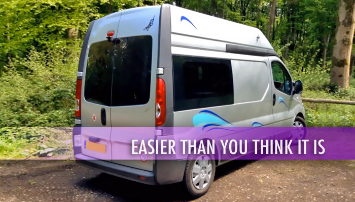 Diy Prepper Project Build Your Own Motorhome W Video