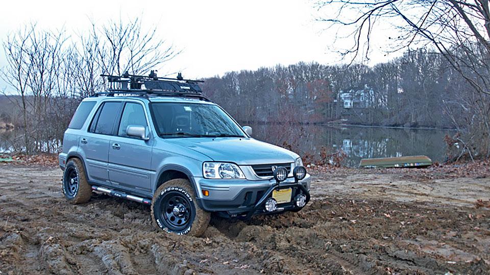 5000 Budget Bug Out Ride Honda Cr V