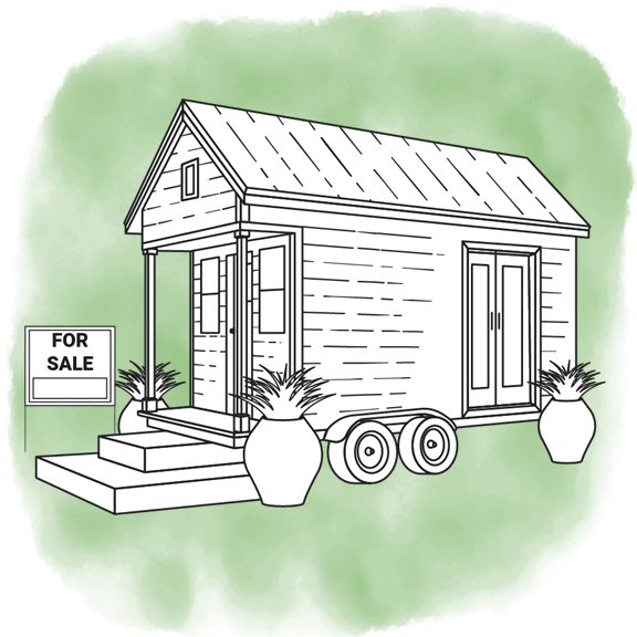 Tiny House Guide For Sale