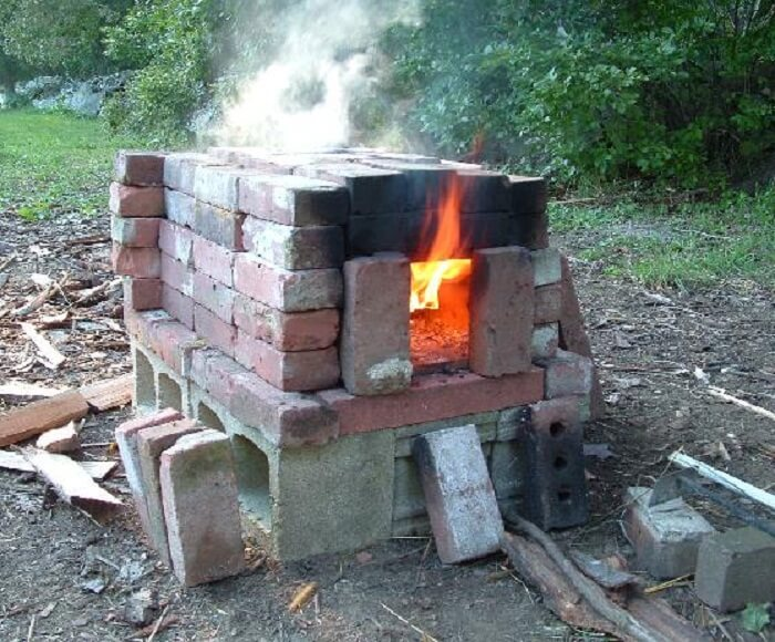 Outdoor brick ovens insteading - How to build an outdoor brick oven ...