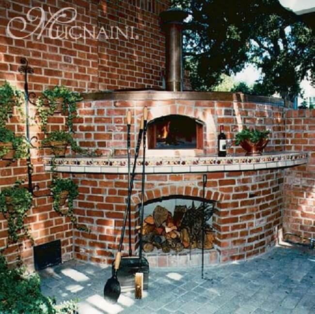 Winter Gardening For Beginners: Outdoor Brick Ovens €� Insteading