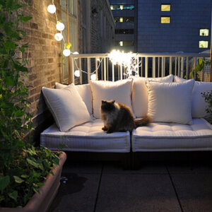 Ambience Outdoor Bed