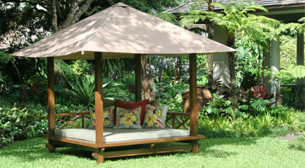 Cabana Outdoor Bed