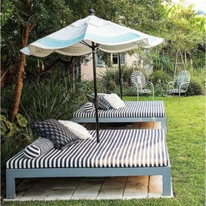 Double Up Outdoor Bed