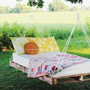 Southern Summers Outdoor Bed