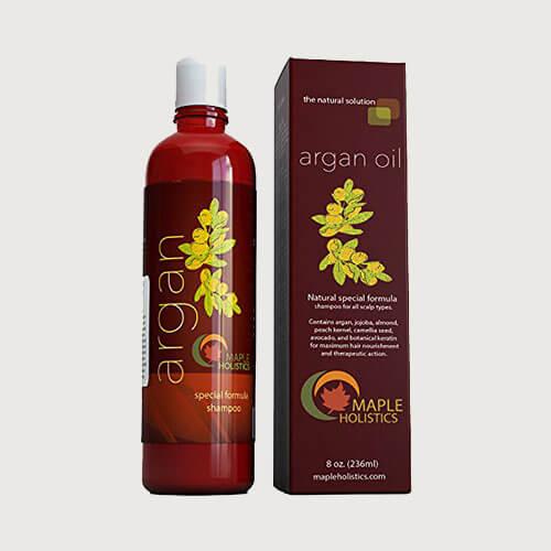 argan organic shampoo
