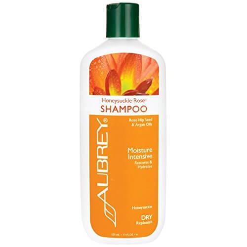 aubrey-organics honeysuckle rose shampoo