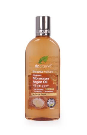 dr organic shampoo