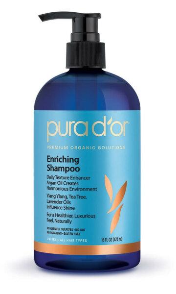 pura dor enriching shampoo