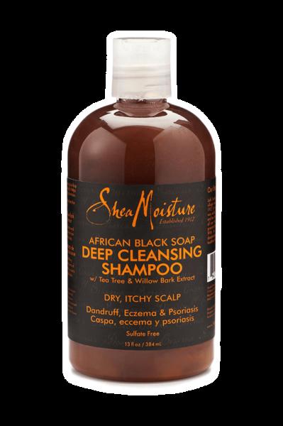 shea moisture african black shampoo