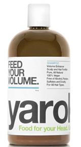 yarok organic shampoo