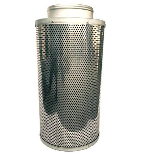 Amagabeli 4 In Carbon Air Filter For Hydroponic Indoor