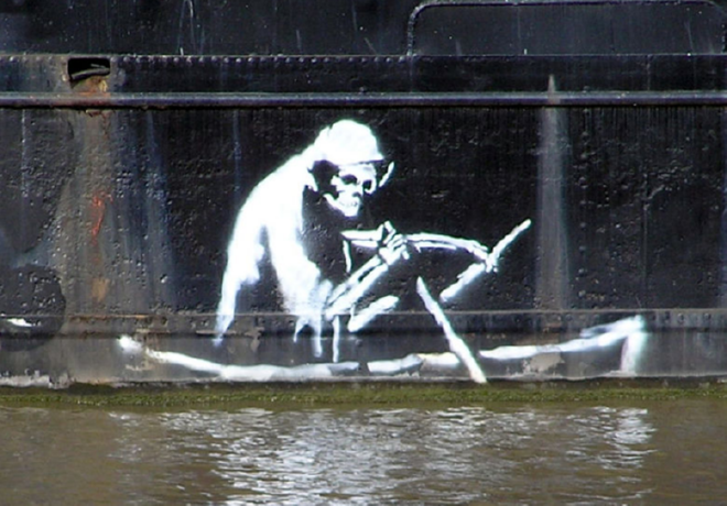banksy environmental