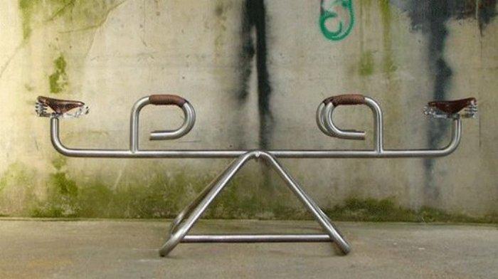 Bicycle Art Insteading