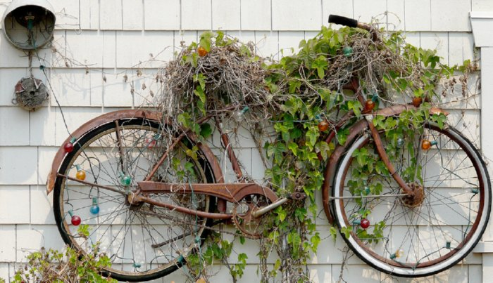 bicycle reuse