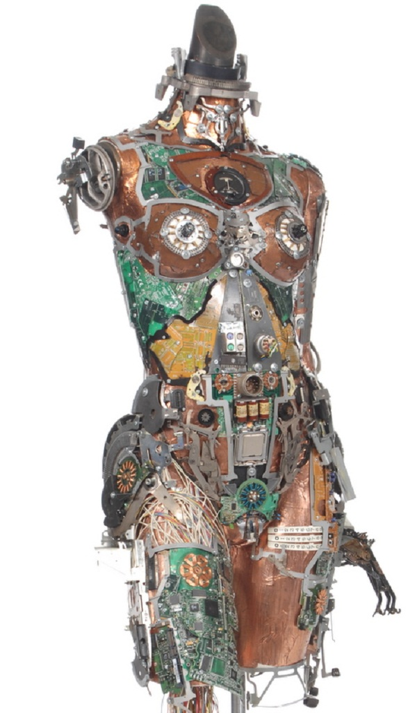 circuit board art
