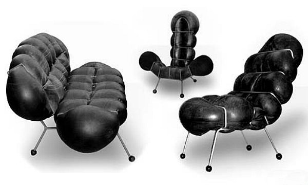 tire tube chairs