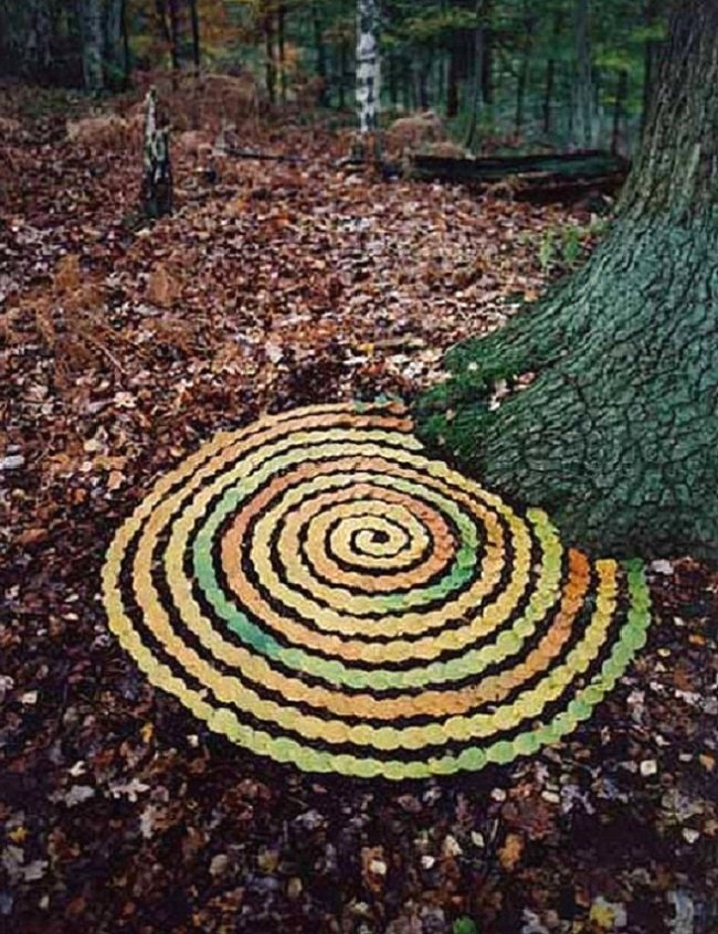 eco nature art