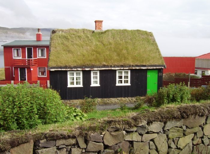 Green Roof Inspiration Insteading