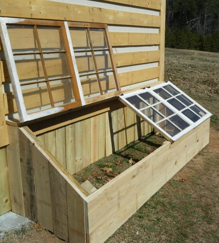 20 Cold Frame From Old Windows South Carolina