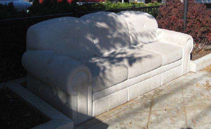 Stone Furniture Insteading