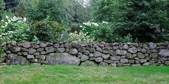 Merveilleux 2) Old World Stone U0026 Garden Wall