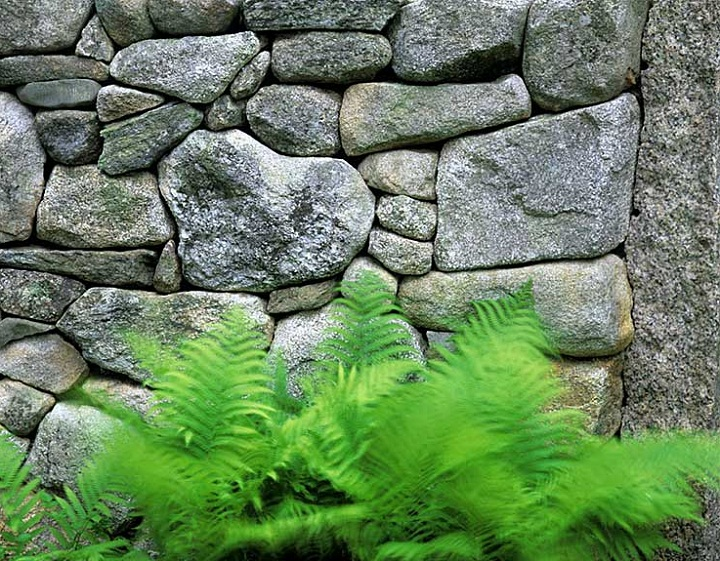 The Art Of Dry Stack Stone Wall Insteading