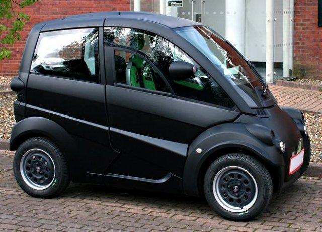 Urban Electric Cars