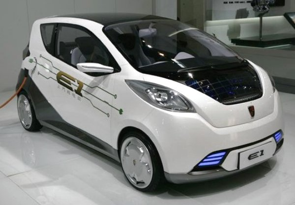 electric city cars