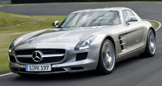 Eco sports cars insteading for Mercedes benz sports cars