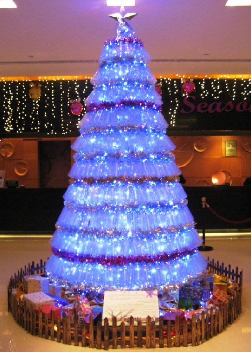 Try An Eco Friendly Christmas Tree Insteading
