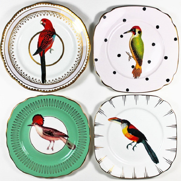 Upcycling Dinner Plates And Old China • Insteading
