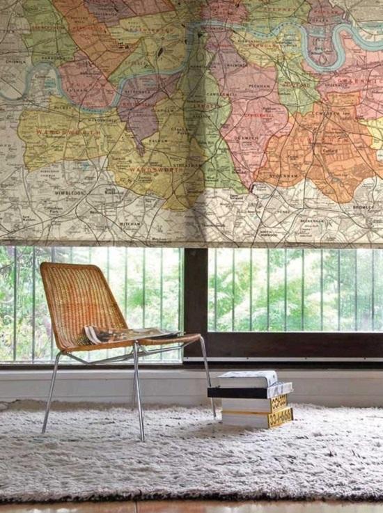 map shade