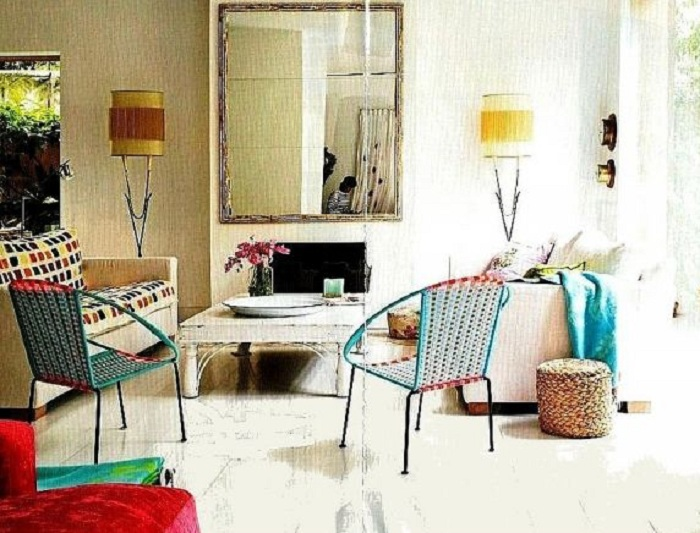 telephone wire chairs