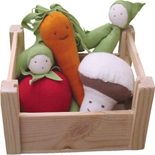 organic toys for children