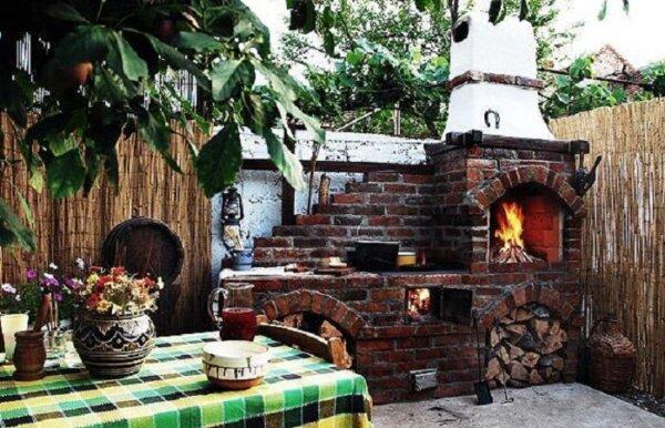 Outdoor Brick Ovens • Insteading