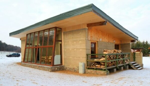 Rammed Earth Insteading