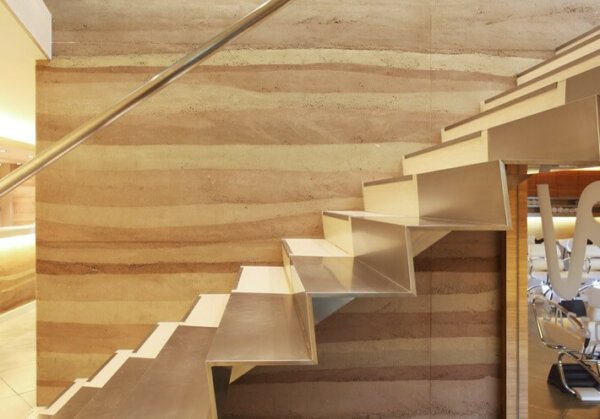 Nice Rammed Earth Sirewall China